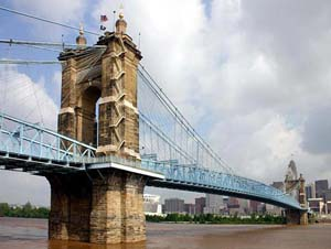 Suspensionbridge